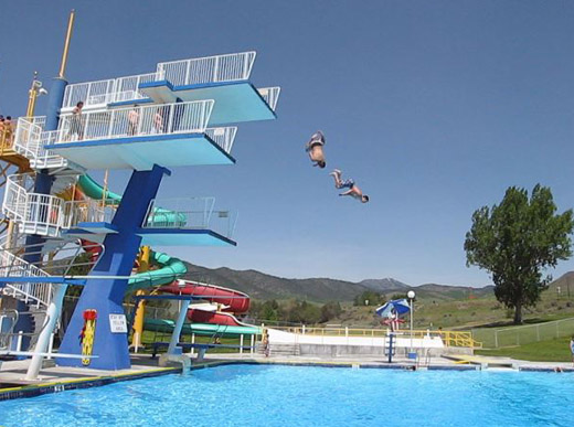 Olympic Swimming Complex And Water Park Vacation Resort