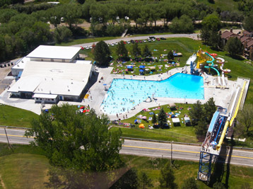 Lava's Swimming Pools and Water Park