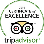 Read our Trip Advisor Reviews!